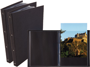 Itoya A4 Professional Profolio (Pack of 2)