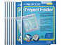 Itoya Art Project Folders 8.5x11 A4 (Pack of 12)