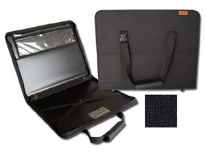 PRAT Start 3 Fabric Portfolio Case for 23x31