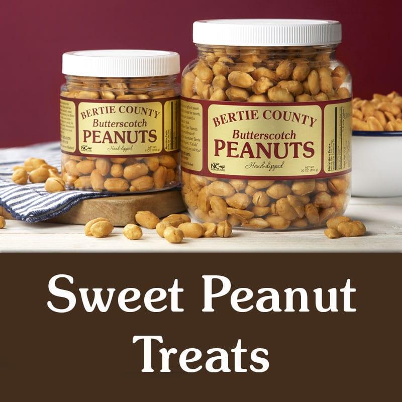 Sweet Peanut Treats