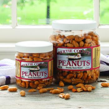 Smoky Sans Souci Peanuts