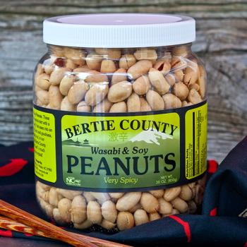 Wasabi & Soy Peanuts