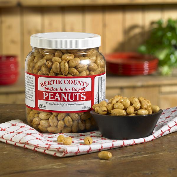 Batchelor Bay Seasoned Peanuts