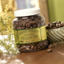 Chocolate Covered Peanuts - 9 oz. Jar