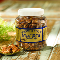 Peanut Brittle - 22 oz. Jar