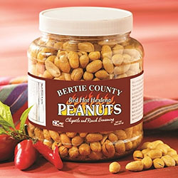Red Hot Hexlena Peanuts - Red Hot Hexlena Peanuts (10 oz.)