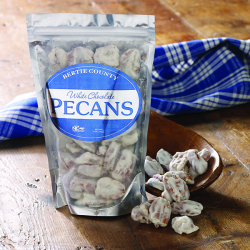 White Chocolate Pecans