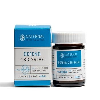 Defend CBD Salve