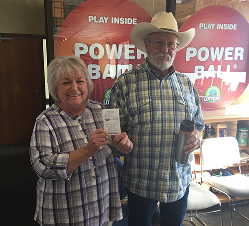 Colorado Powerball Jackpot Winner Judy F.