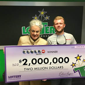 Tennessee Cabinet Maker Wins 2 Million Powerball