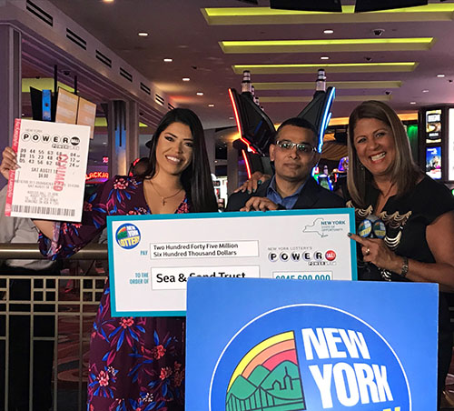 New York Lottery Winner Nandlall Mangal