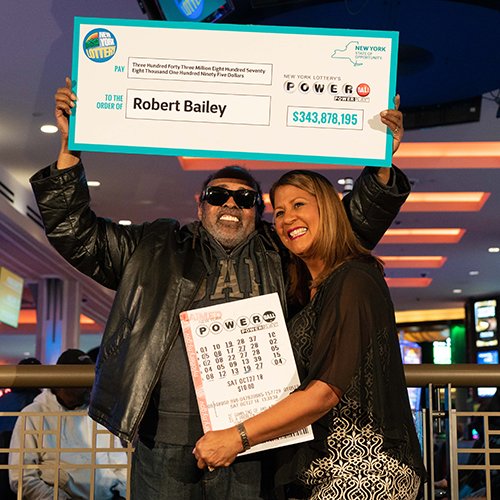 Manhattan Man Wins Largest Jackpot In New York Lottery History Powerball