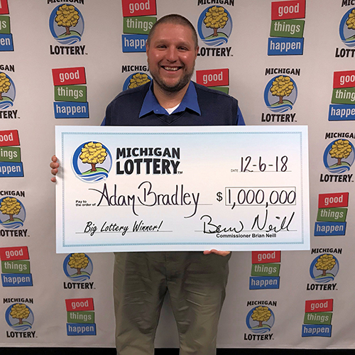 Ohio Man Wins 1 Million Powerball Prize From The Michigan Lottery Powerball