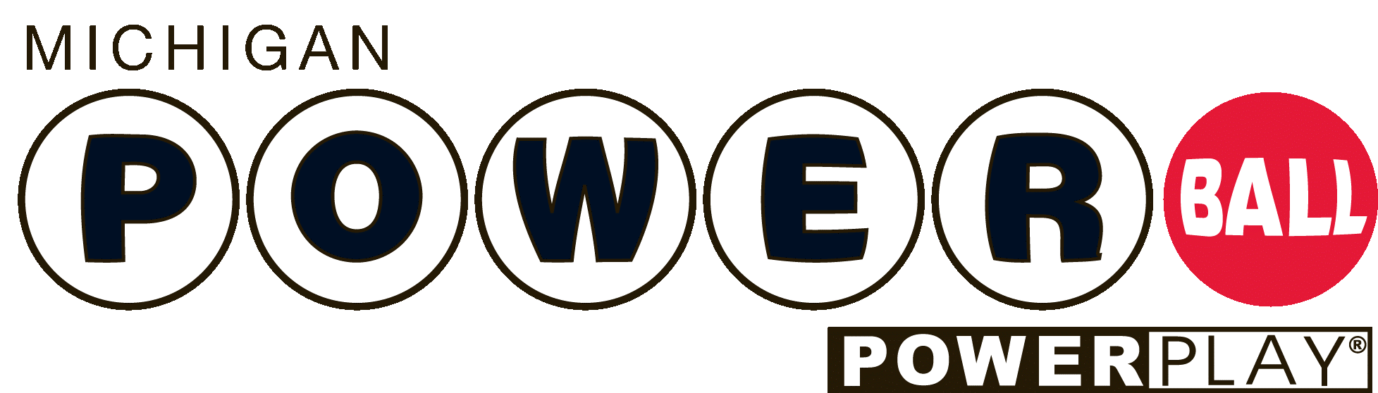 Michigan Powerball Logo