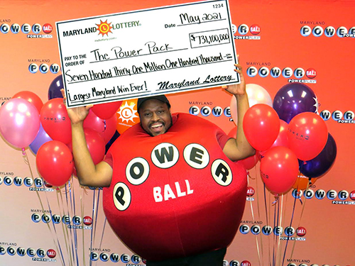 MD Lottery Powerball Winners Power Pack