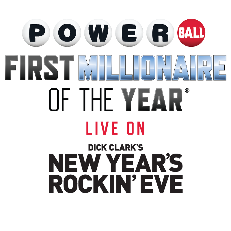 Powerball First Millionaire of the Year Logo