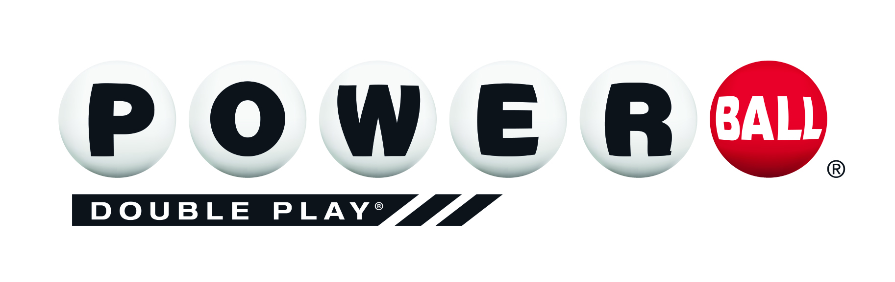 Powerball and Double Play logo