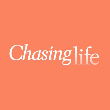 Chasing Life logo