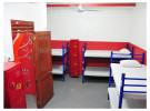 Img - 1 cama individual en dormitorio compartido mixto - 6 camas