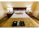 Img - Habitación Elite, 1 cama de matrimonio grande, vistas al jardín