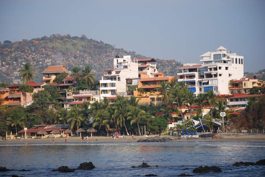 <p>Zihuatanejo, Guerrero, Mexico</p>