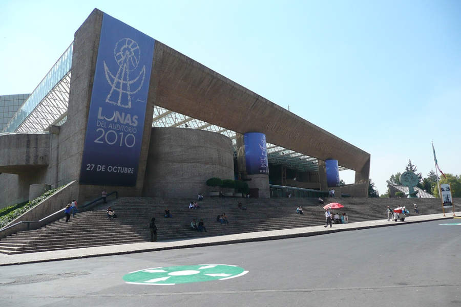 <p>The National Auditorium is an important entertainment venue in Mexico City</p>