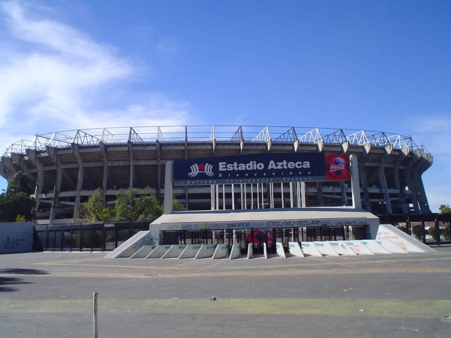 <p>Estadio Azteca is the main sports arena in Mexico City</p>