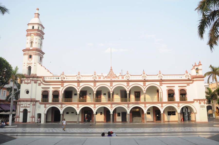 <p>Veracruz City Hall</p>