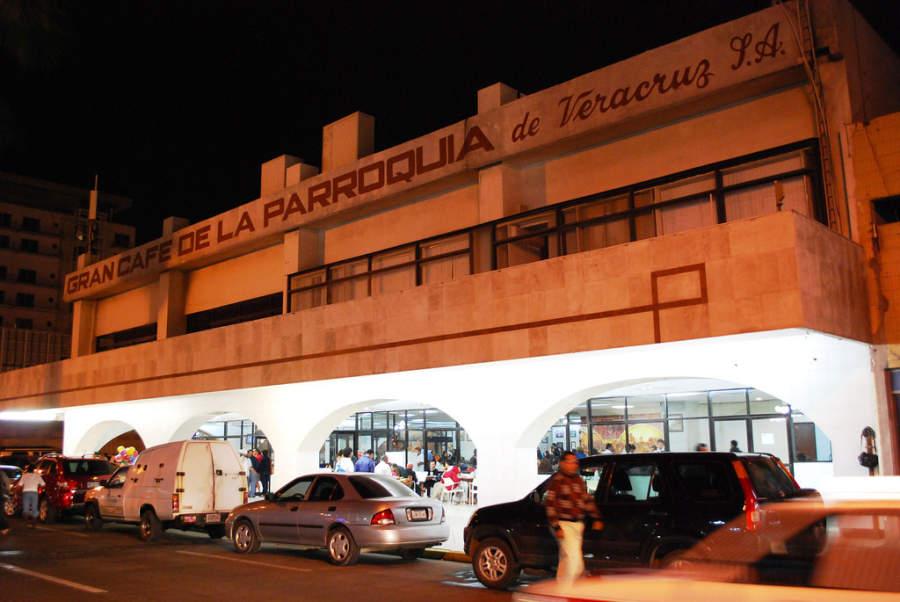 <p>Gran Café de la Parroquia is an iconic restaurant and coffee shop of Veracruz</p>