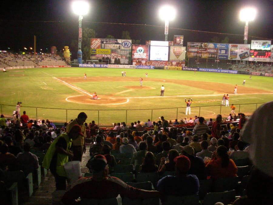 Estadio de béisbol Héctor Espino en Hermosillo