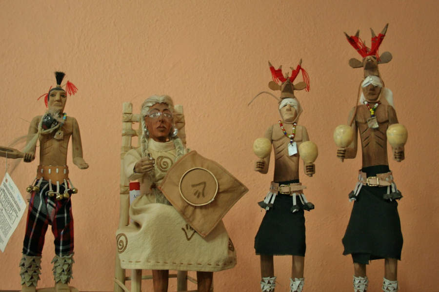 <p>Handcrafted figures in Hermosillo</p>