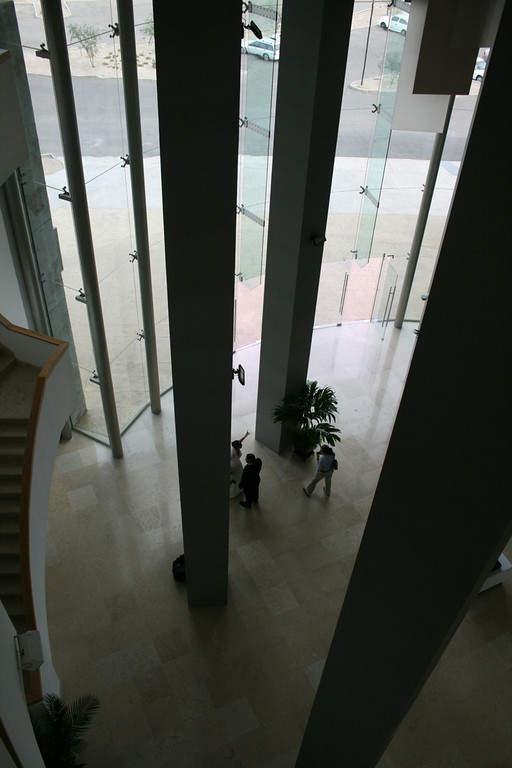 Interior del Museo de Arte en Hermosillo