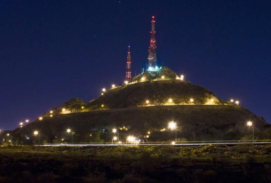 Cerro de la Campana, símbolo de Hermosillo