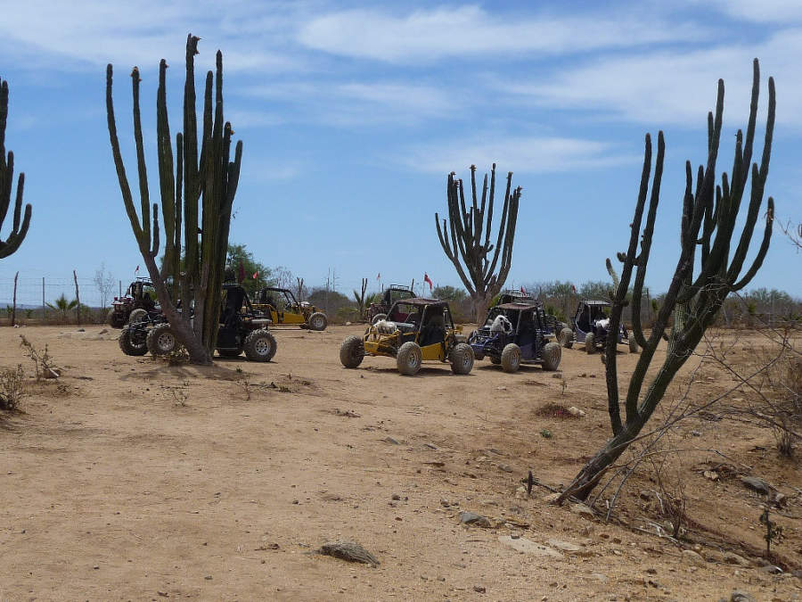<p>You can take an ATV tour at Los Cabos Tourist Corridor</p>