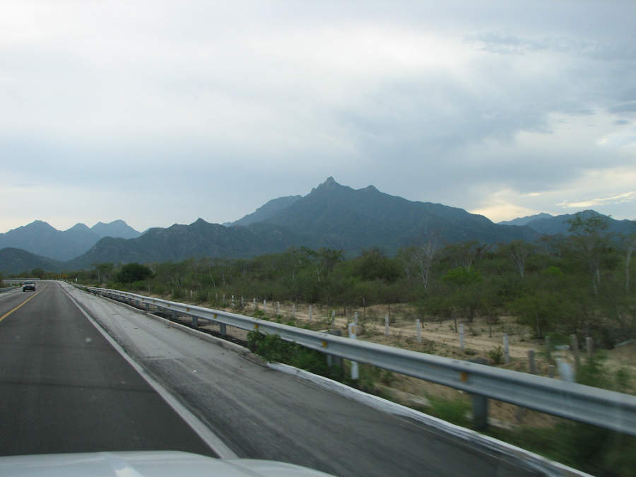 <p>Highway at Los Cabos Tourist Corridor</p>