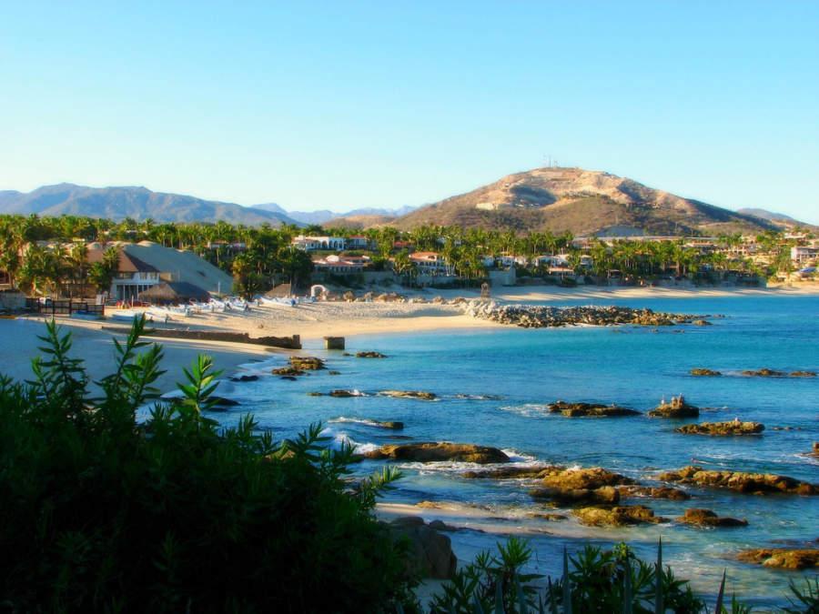 <p>Los Cabos Tourist Corridor, Baja California Sur, Mexico</p>