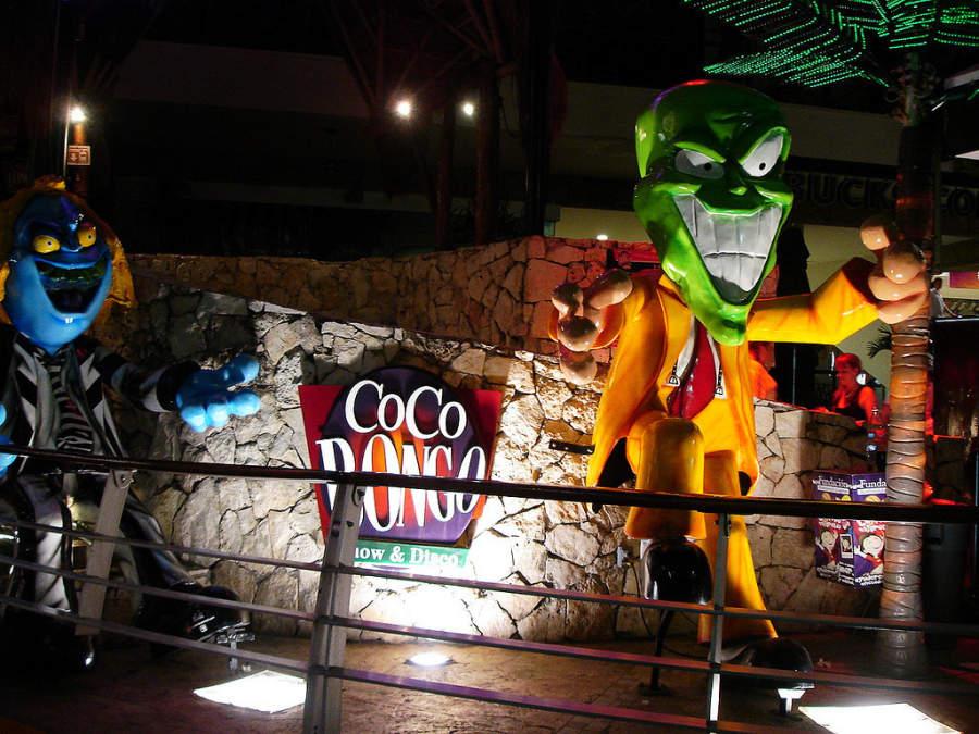 <p>Coco Bongo es un club nocturno en la Zona Hotelera de Cancún</p>