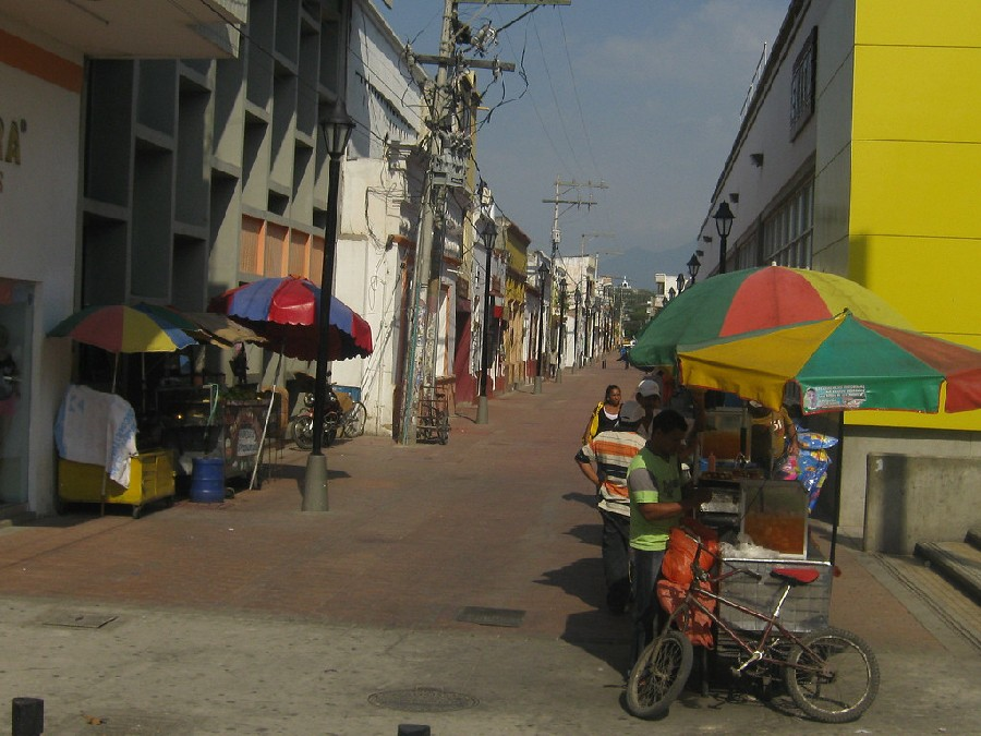 Calle de Santa Marta