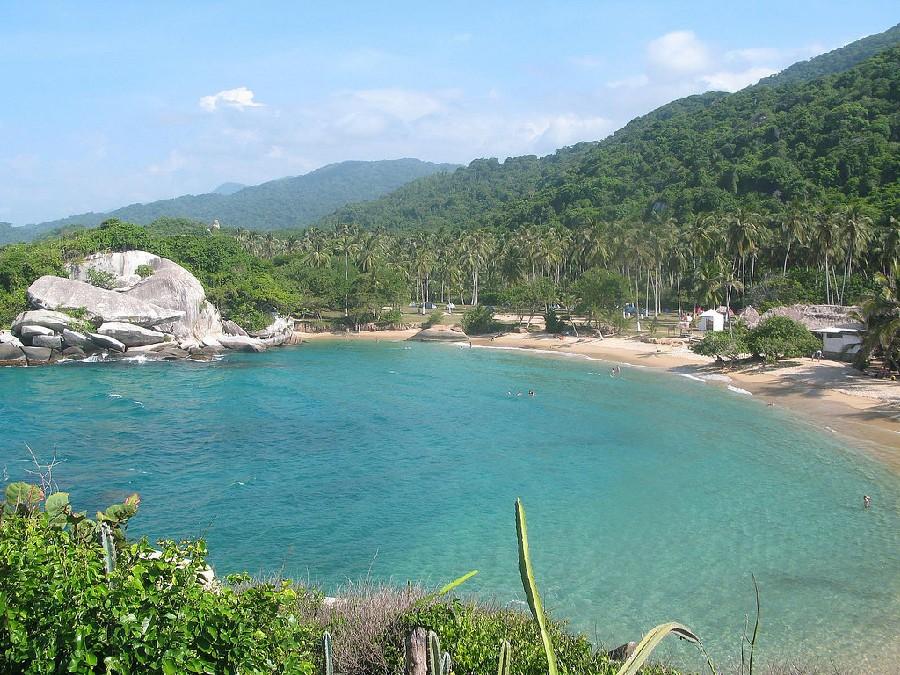 Playa Del Cabo, 34 km de Santa Marta