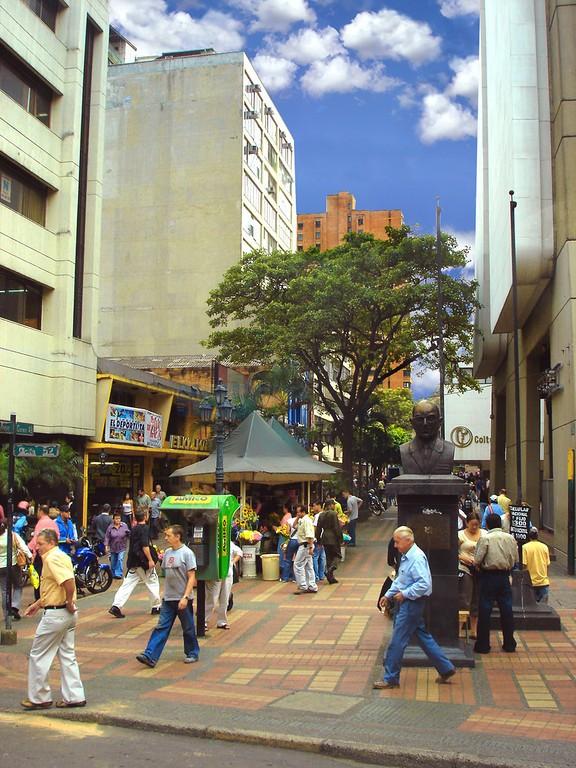 Calle de Medellín