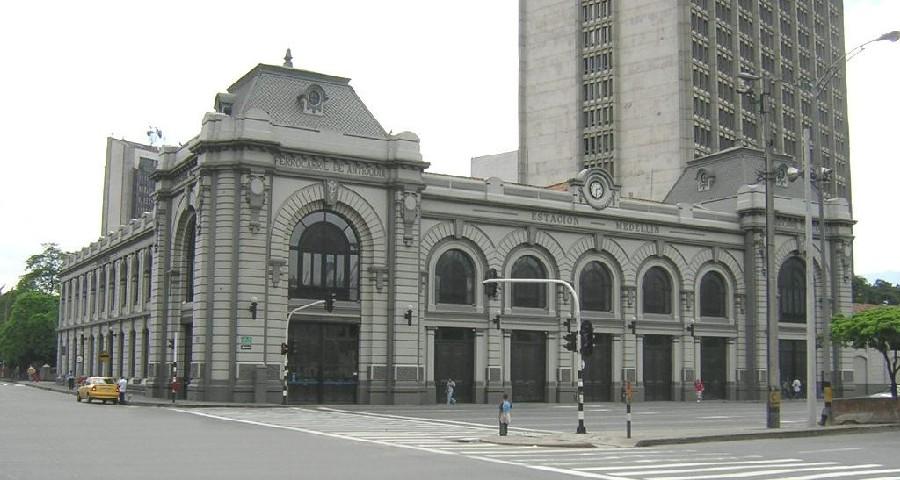 Estación del Ferrocarril de Antioquia