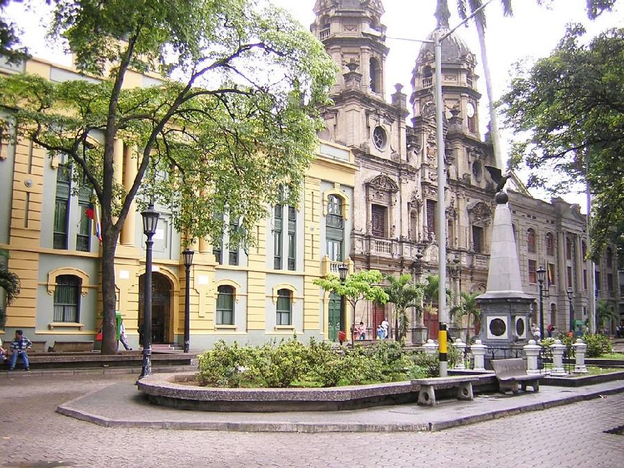 Plaza de San Ignacio