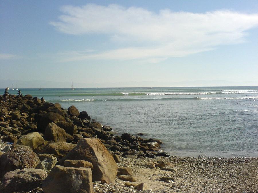 Surfing in Punta de Mita