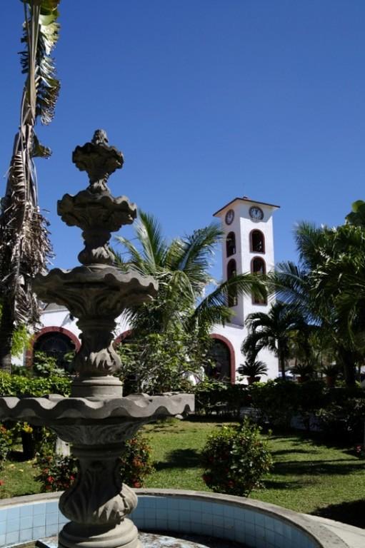 Nuestra Senora de la Paz, church in Bucerias