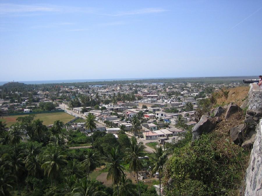 Town of San Blas in Riviera Nayarit