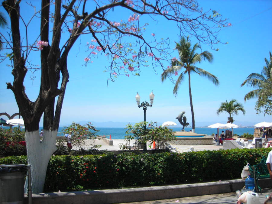 <p>Take a walk on Puerto Vallarta Boardwalk</p>