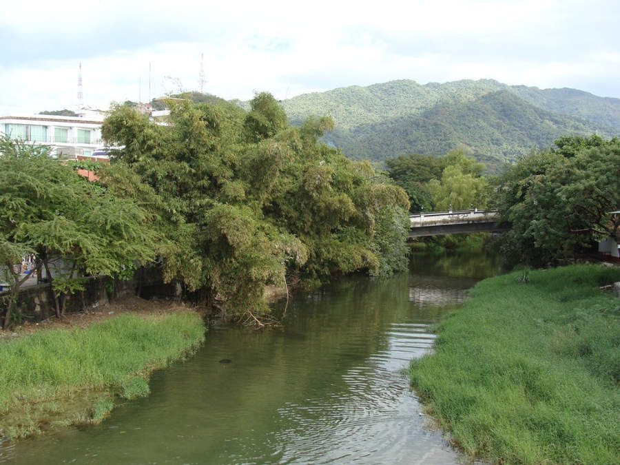 <p>Cuale River in Puerto Vallarta</p>