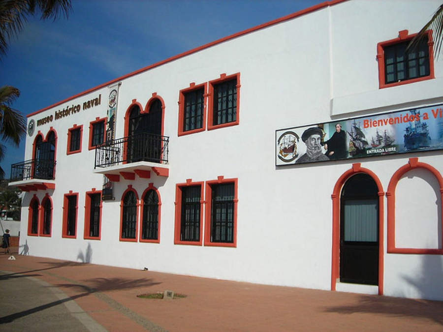 <p>Naval Historical Museum in Puerto<span style=