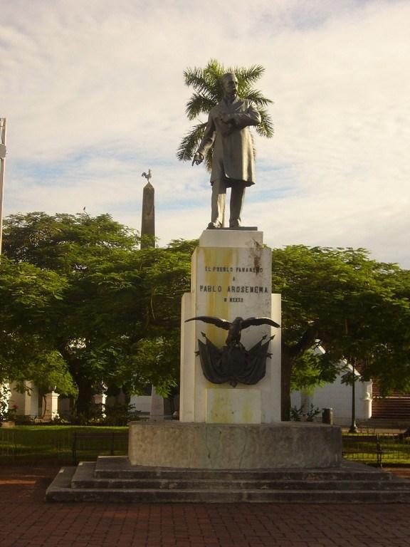 Plaza de Francia, Casco Antiguo