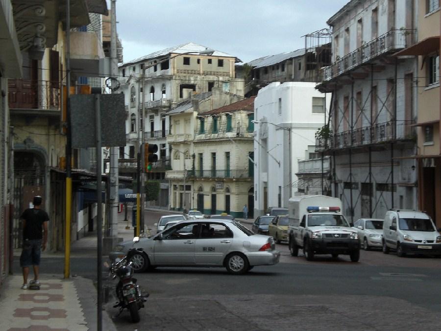 Casco Antiguo de la ciudad
